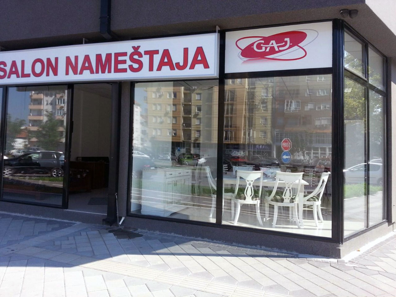 Gaj - Salon namestaja Novi Sad 01